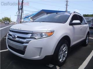 Ford, Edge 2012, F-150 Pick Up Puerto Rico