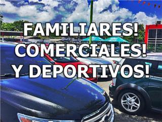 Ford, Taurus 2015, F-150 Pick Up Puerto Rico