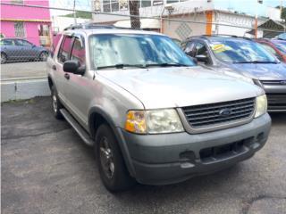 Ford, Explorer 2003  Puerto Rico