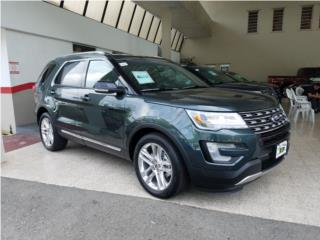 Ford, Ford, Explorer 2016, Bronco Puerto Rico