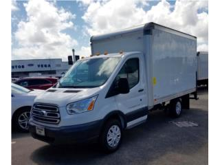Ford, Transit Series 2015, Trailers - Otros Puerto Rico