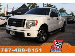 Ford, F-150 Pick Up 2011, F-150 Pick Up Puerto Rico