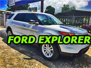 Ford, Ford, Explorer 2014, Bronco Puerto Rico