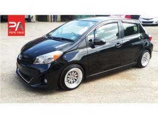 Toyota, Yaris 2012