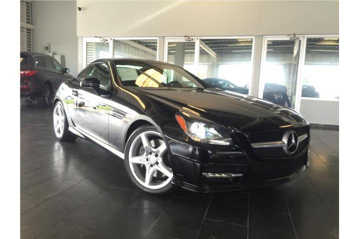 Mercedes benz clase slk del 2014 clasificados online for Mercedes benz san juan puerto rico