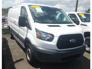 Ford, Transit Series 2015, F-150 Pick Up Puerto Rico