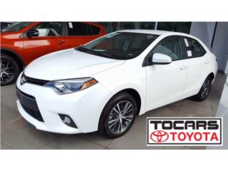 Toyota, Toyota, Corolla 2016, Supra Puerto Rico