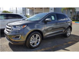 Ford, Edge 2016, F-150 Pick Up Puerto Rico