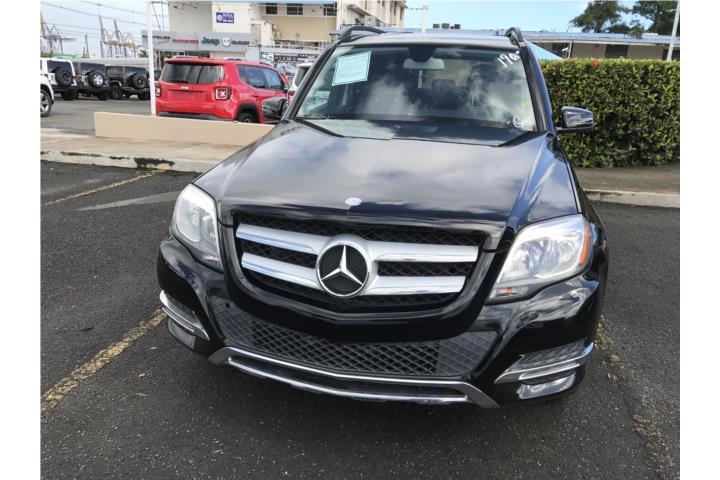 Mercedes benz clase glk del 2013 clasificados online for Mercedes benz san juan puerto rico