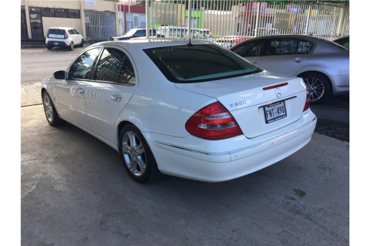 Mercedes benz clase e del 2005 clasificados online puerto for Mercedes benz san juan puerto rico