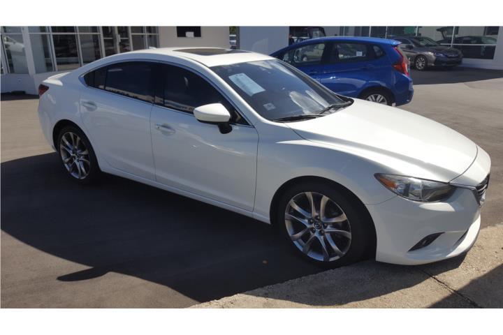 Mazda Mazda 6 Del 2014 Clasificados Online Puerto Rico