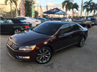 Volkswagen, Passat 2013, Vanagon Puerto Rico