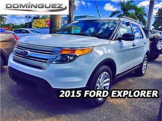 Ford, Explorer 2015  Puerto Rico