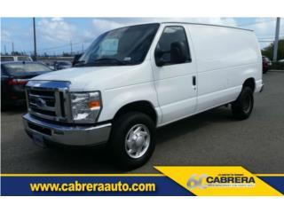 Ford, E-250 Van 2014