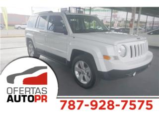Jeep Puerto Rico Jeep, Patriot 2016