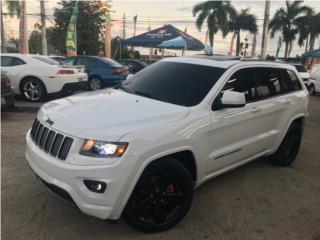 Jeep Puerto Rico Jeep, Grand Cherokee 2015