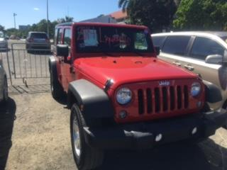 JEEP RENEGADE 2018 PREOWNED , Jeep Puerto Rico