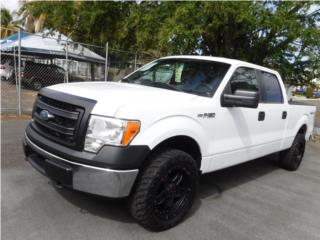 Ford, Ford, F-150 Pick Up 2014, Bronco Puerto Rico