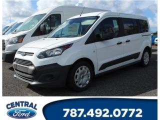 Ford, Transit Connect 2017  Puerto Rico