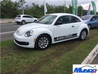 Volkswagen, Beetle 2014, Westfalia Puerto Rico