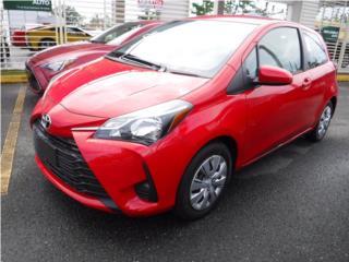 Toyota, Toyota, Yaris 2018, Supra Puerto Rico