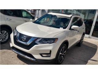 Nissan, Rogue 2017, Trailers - Otros Puerto Rico