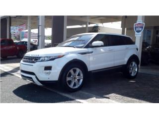 LandRover, Range Rover 2013, Chrysler Puerto Rico