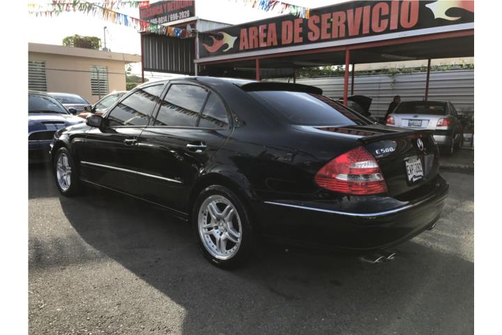 Mercedes benz clase e del 2004 clasificados online puerto for Mercedes benz san juan puerto rico
