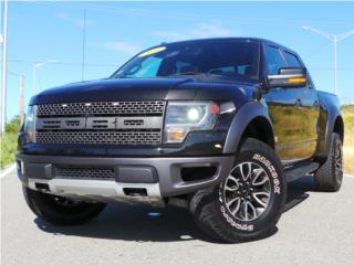 Ford Puerto Rico Ford, Raptor 2013