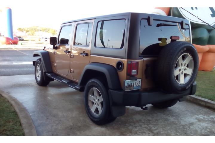 Jeep wrangler del 2015 clasificados online puerto rico for Medina motors pueblo co