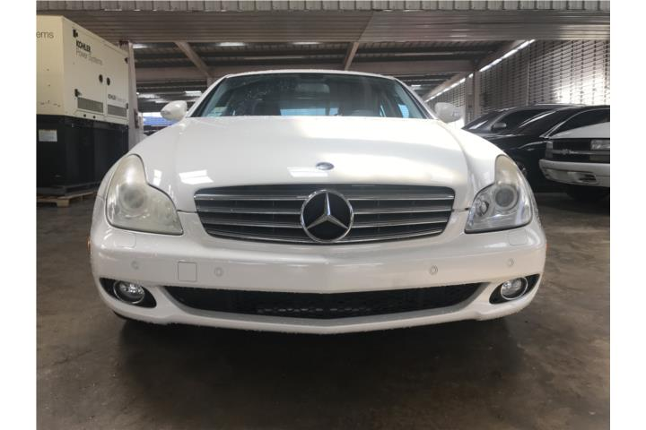 Mercedes benz clase cls del 2007 clasificados online for Mercedes benz san juan puerto rico