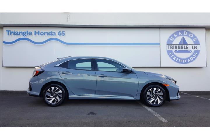 Honda, Civic del 2017 Clasificados Online Puerto Rico