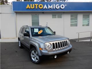 Jeep Puerto Rico Jeep, Patriot 2015