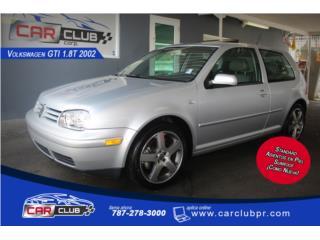 Volkswagen, GTI 2002, Vanagon Puerto Rico
