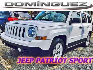 Jeep Puerto Rico Jeep, Patriot 2013