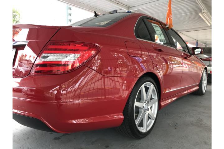 Mercedes benz clase c del 2014 clasificados online puerto for Mercedes benz san juan puerto rico