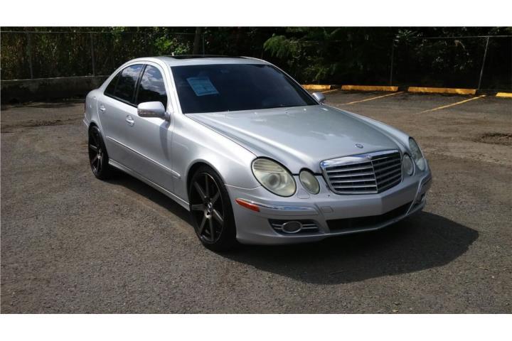 Mercedes benz clase e del 2008 clasificados online puerto for Mercedes benz san juan puerto rico