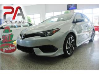 Toyota, IM 2017, Trailers - Otros Puerto Rico