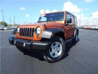Jeep Puerto Rico Jeep, Wrangler 2011