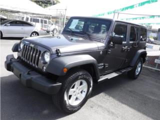 Jeep Wrangler 2015 , Jeep Puerto Rico