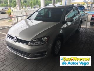 Volkswagen, Golf 2016, Westfalia Puerto Rico