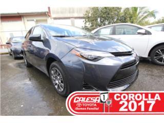 Toyota, Corolla 2017