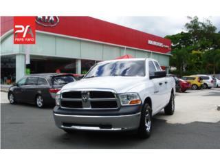 Dodge Puerto Rico Dodge, Ram 2012