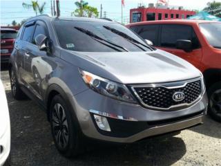 Kis Sportage 2016 EX-2 , Kia Puerto Rico