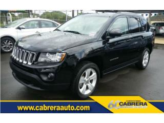 Jeep Puerto Rico Jeep, Compass 2015