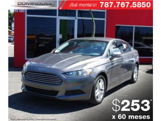 Ford, Fusion 2013