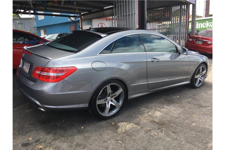 Mercedes benz clase e del 2010 clasificados online puerto for Mercedes benz san juan puerto rico