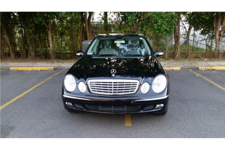 Mercedes benz clase e del 2006 clasificados online puerto for Mercedes benz san juan puerto rico