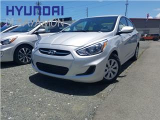 Hyundai Puerto Rico Hyundai, Accent 2017