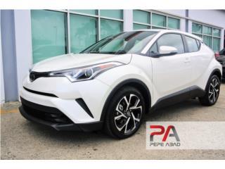 Toyota, C-HR 2017